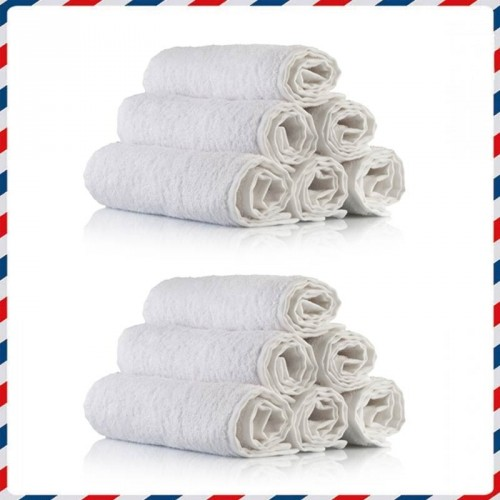 Barber Towels -  12 Salviette da Barbiere (60x20)