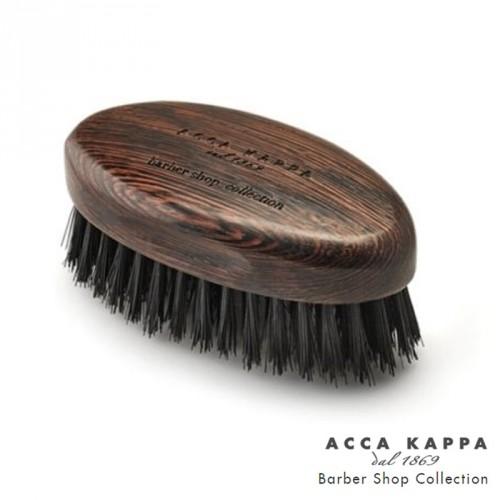 Acca Kappa - Beard Brush Wengè Black