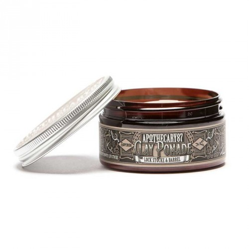 Apothecary87 - Lock, Stocke & Barrel Clay Pomade