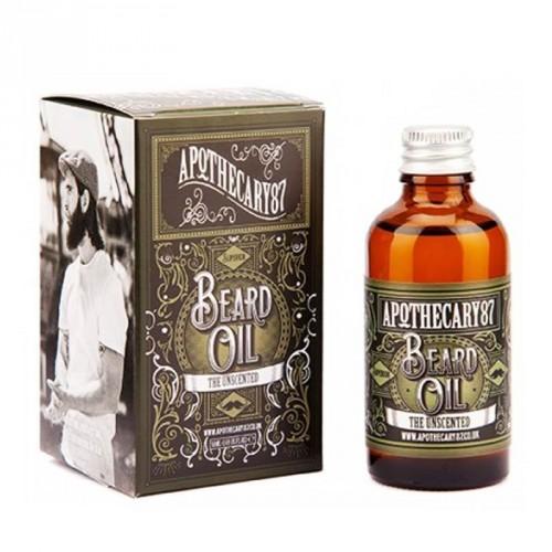apothecary87-beard-oil-the-unscented-olio-da-barba-50ml