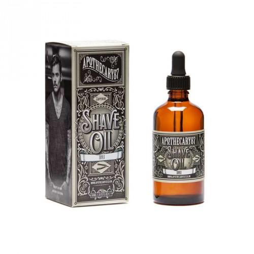 Apothecary87 - 1893 Shave OIL 100ML