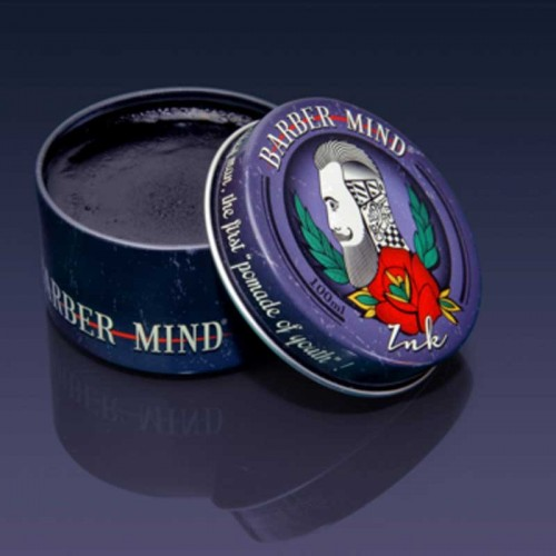 Barber Mind - INK HAIR POMADE
