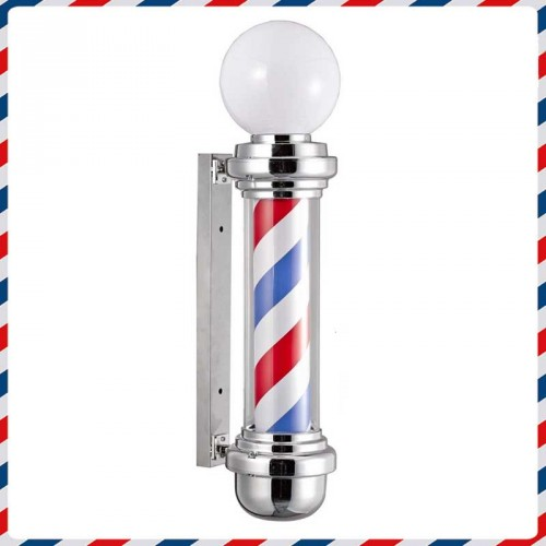 Barber Pole with Sphere