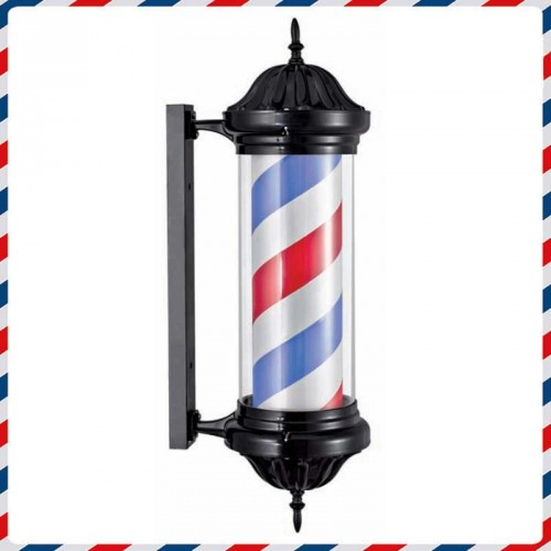 Barber Pole Black Edition