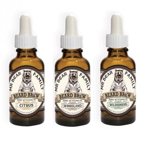 Mr Bear Family - Beard Brew Oil