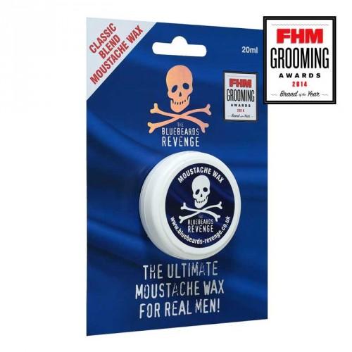 The Bluebeards Revenge - Moustache Wax 20Ml
