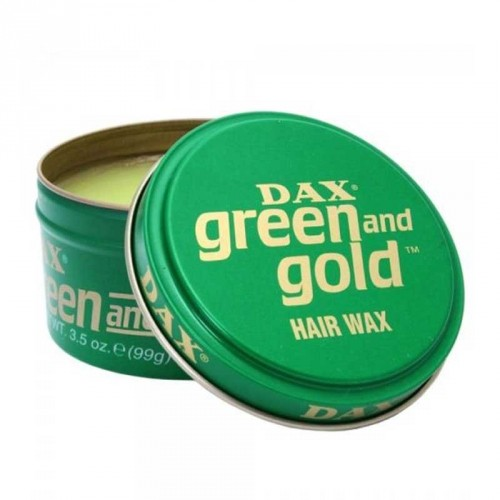 DAX - Green & Gold Hair Wax