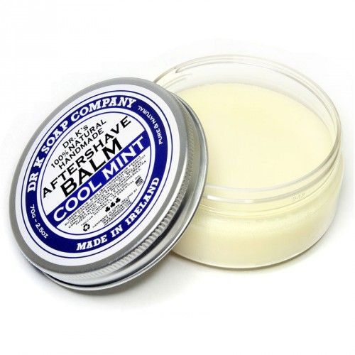Dr K Soap - After shave Balm Cool Mint