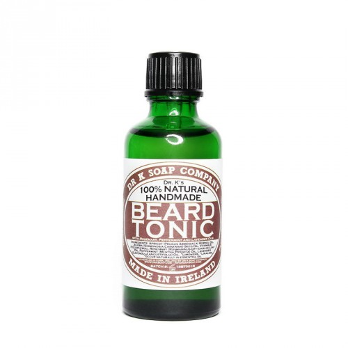 Dr K Soap - Beard Tonic 50ml