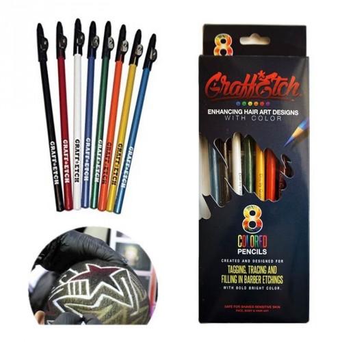 graffetch-pencil-per-hair-tattoo-design-colorate-matita-tatuaggi-capelli