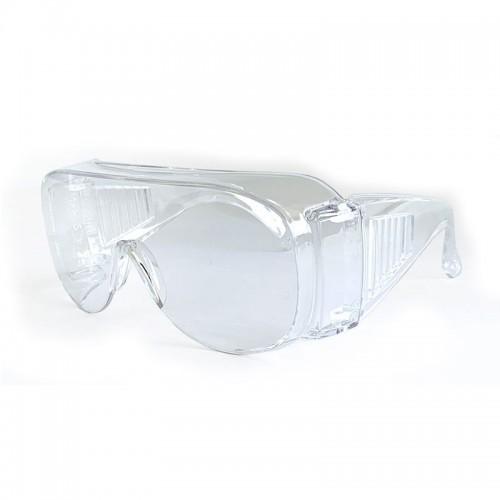 Occhiale Protettivo in Policarbonato Trasparente DPI - CE - ESENTE IVA
