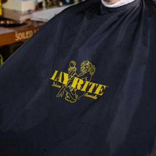Layrite - Barber Cutting Cape