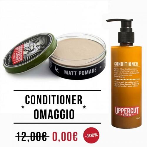Uppercut Deluxe - Matt Pomade + CONDITIONER