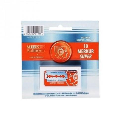 Merkur - 10 Super Platinum Blades
