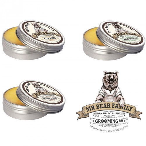 Mr Bear Family - Beard Balm