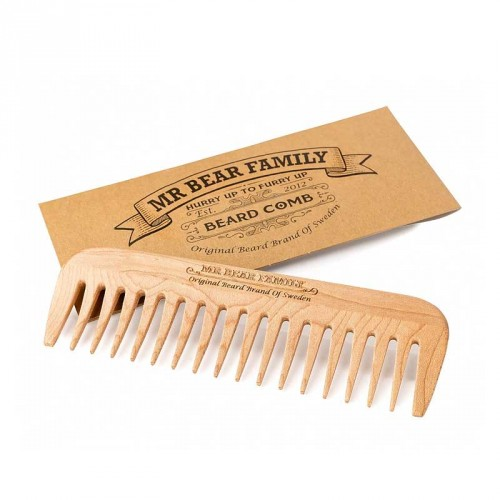 Mr Bear Family - Beard Comb
