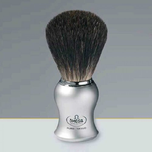 Omega 6229 - Badger Shaving Brush