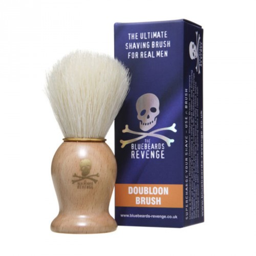 "The Bluebeards Revenge - ""Doubloon"" Brush"