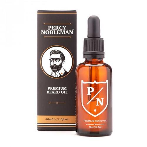 Percy Nobleman - Premium Beard Oil