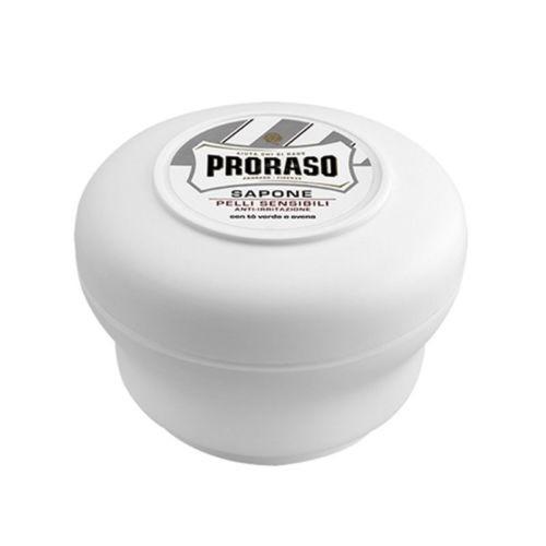 proraso-linea-bianca-ciotola-sapone-da-barba-pelli-sensibili-rasatura-youbarber