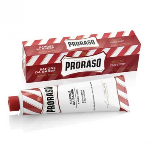 Proraso - Shaving Cream Tube - RED (150ml)