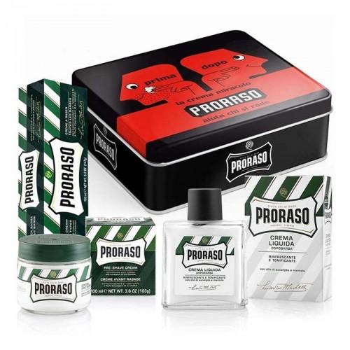 Proraso - Vintage Selection Prima&Dopo Kit Rasatura