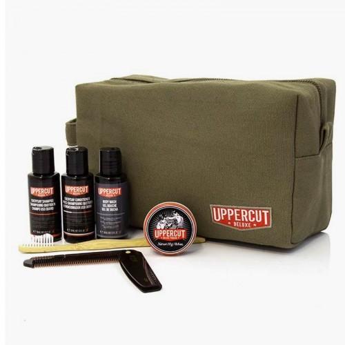 uppercut-deluxe-borsa-prodotti-piena-bagno-verde