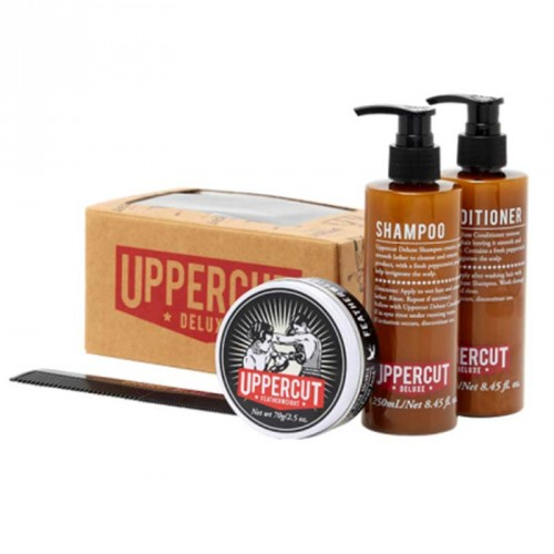 Uppercut Deluxe - Featherweight Combo Pack
