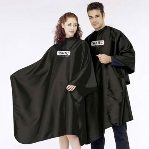 wahl-mantella-da-taglio-nera-black-economica-barber-cape