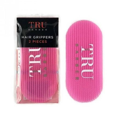 true-barber-fasce-per-capelli-hair-gripper-pink