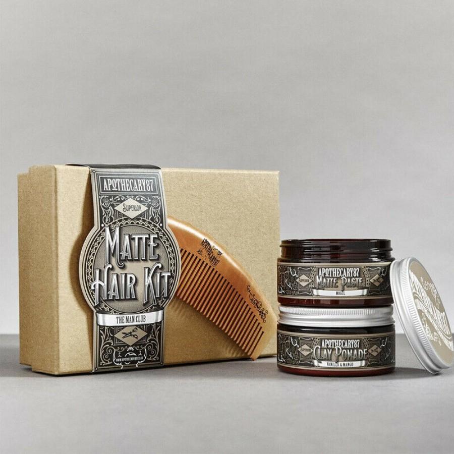 apothecary-87-matte-kit-cere-per-capelli-set-regalo