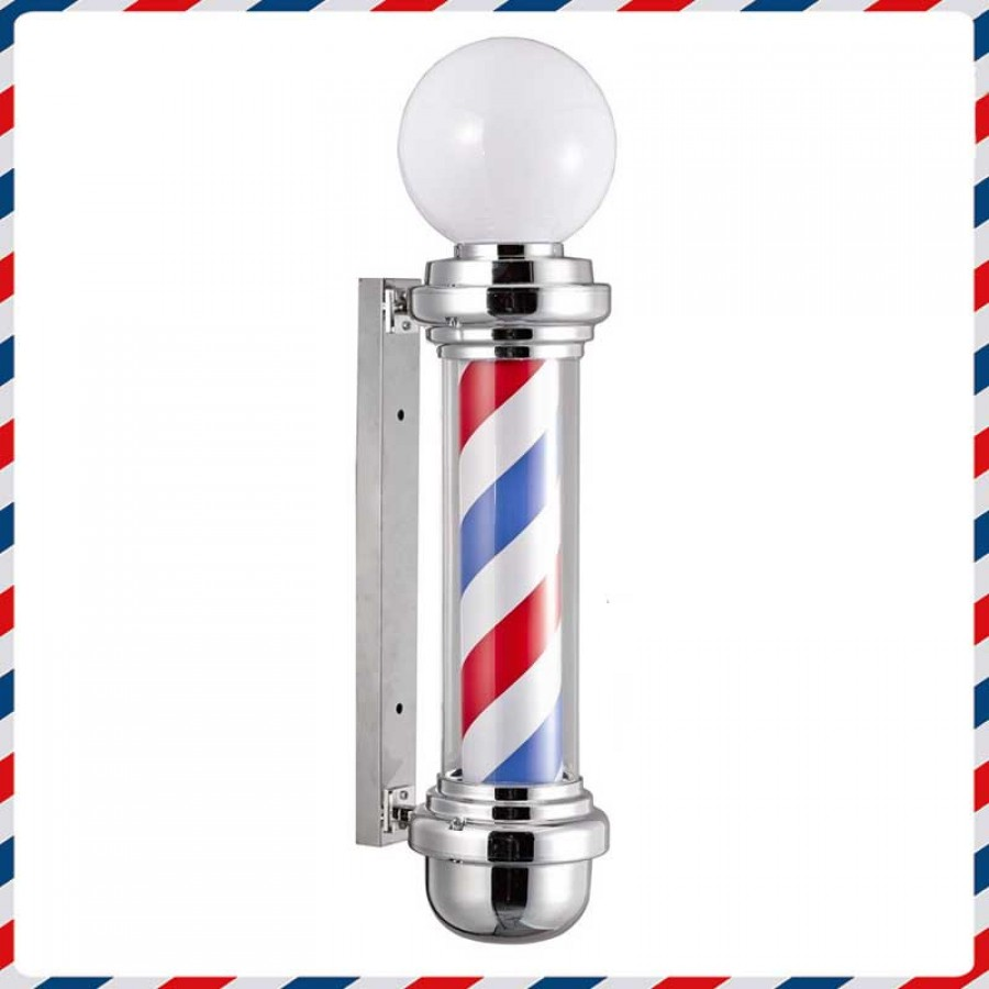 Barber Pole - con Sfera Luminosa