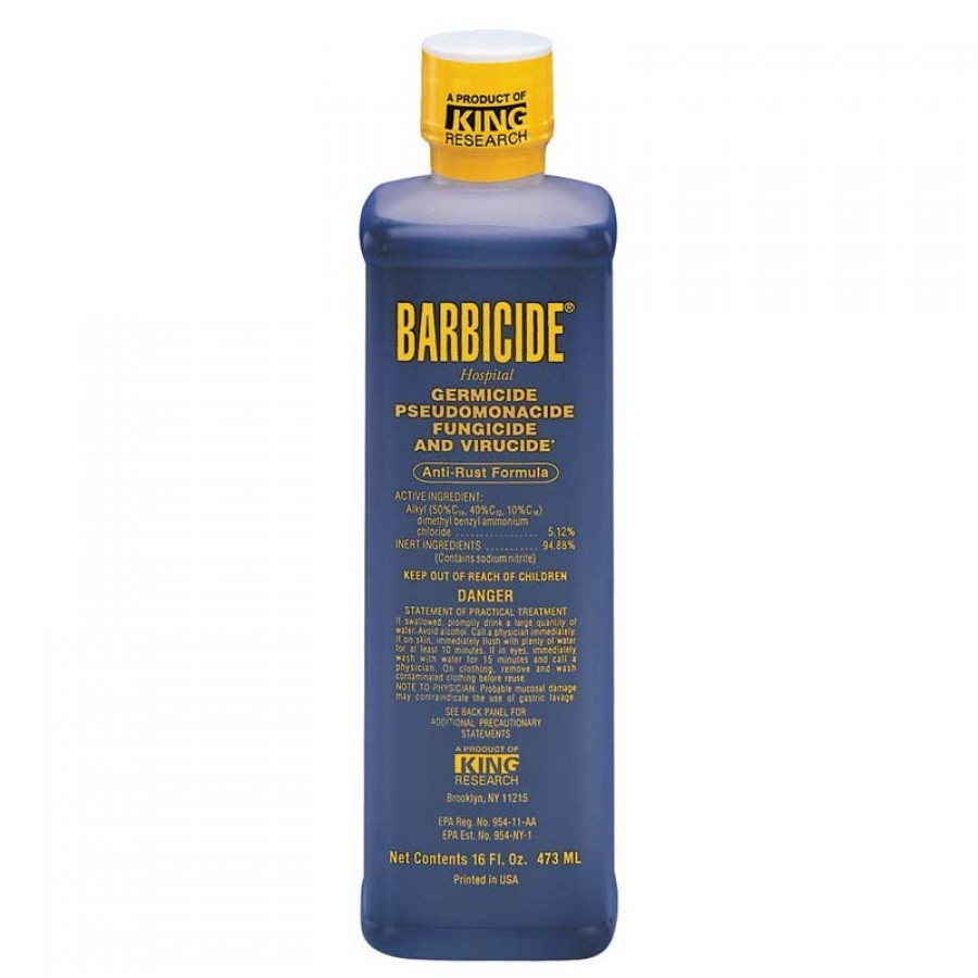 Barbicide - Liquido Concentrato 480ML