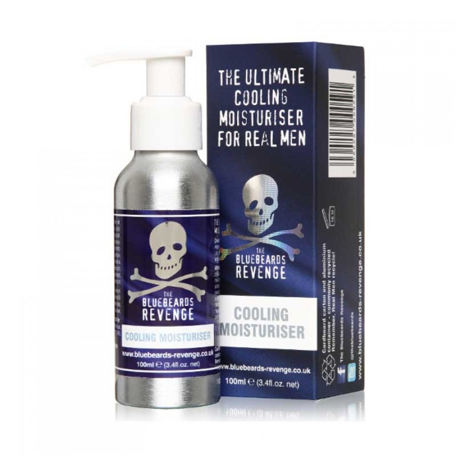 The Bluebeards Revenge - Crema Viso rinfrescante 100ml