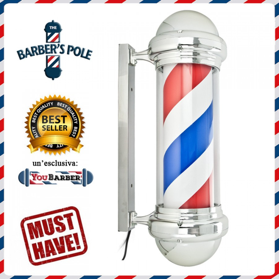 "Barber Pole - il ""Palo da Barbiere"""
