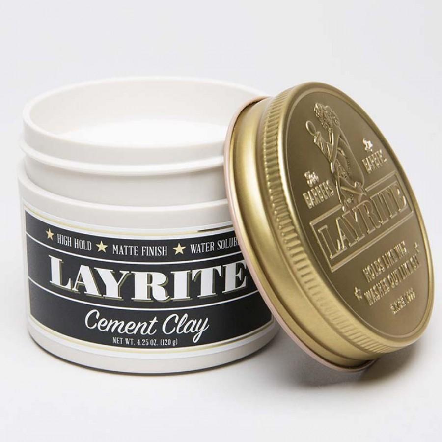 Layrite - Cement Hair Clay