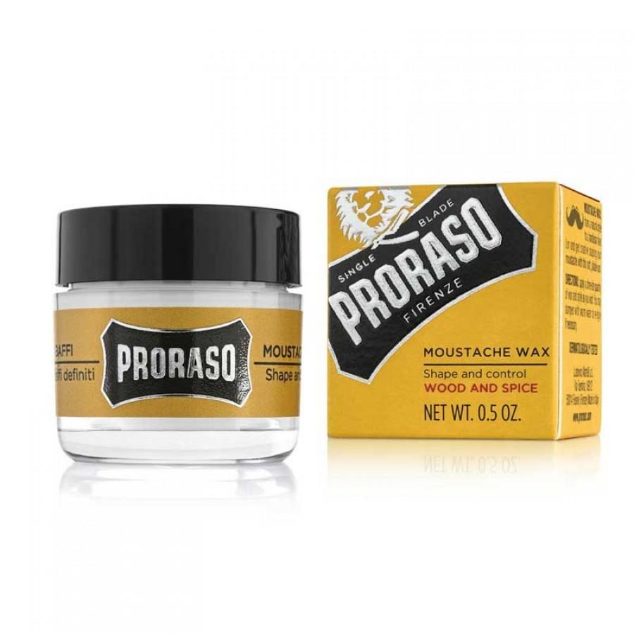 Proraso - Cera per Baffi - Wood and Spice