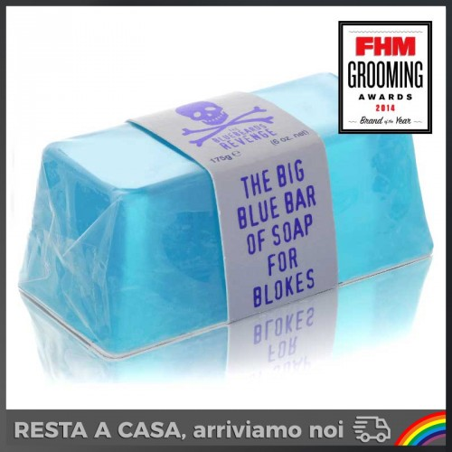 The Bluebeards Revenge - Sapone in Blocco Blue