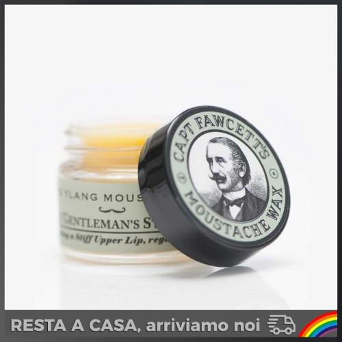 Capt Fawcett - Ylang Ylang Moustache Wax