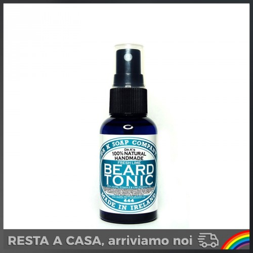 Dr K Soap - Tonico da Barba Fresh Lime 50ml