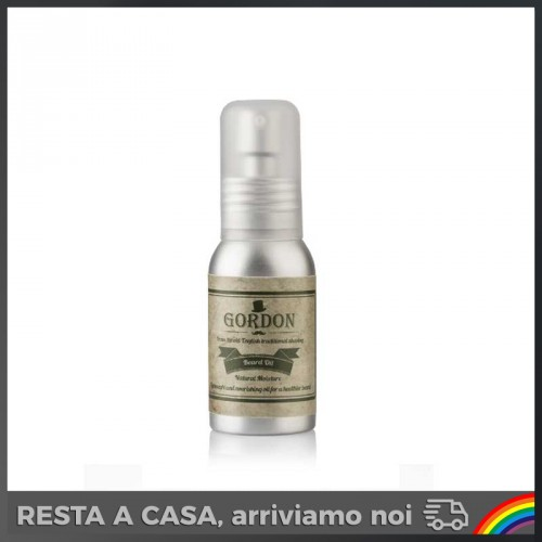 Gordon - Olio da Barba 50 ML