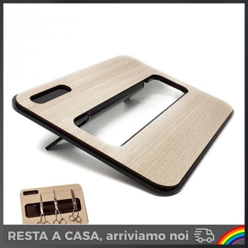 Macs - Wood Pad Small Olmo/Nero