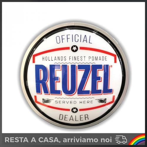 Reuzel - Insegna Luminosa Sign Up