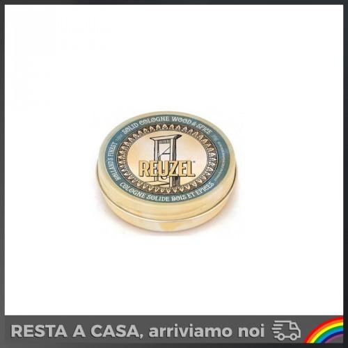 Reuzel - Wood & Spice Solid Cologne 35g