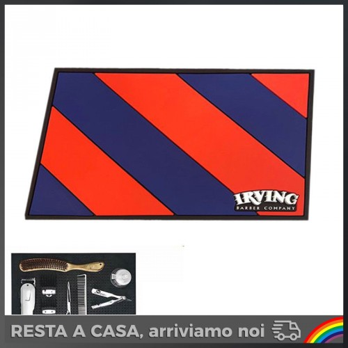 tappetino-barbiere-irving-station-mat-barberpole