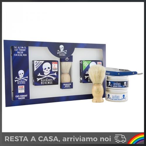 The Bluebeards Revenge - Cut-Throat Razor Kit
