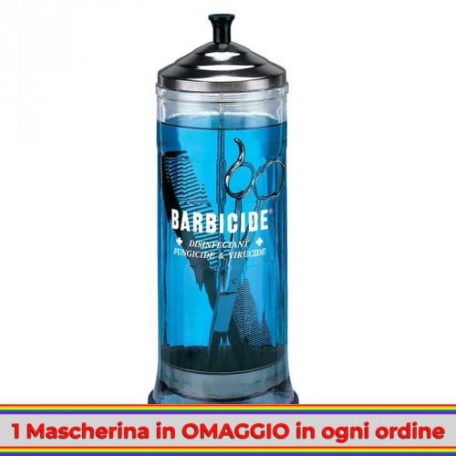 Barbicide - Vaso in Vetro 1100 ML