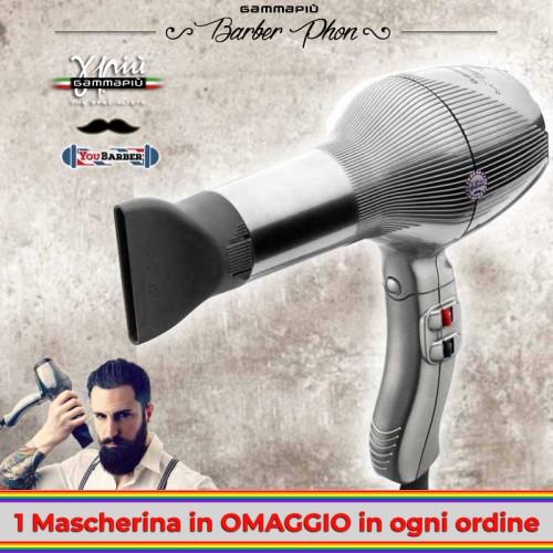 Gamma Più - Barber Phon - Asciugacapelli
