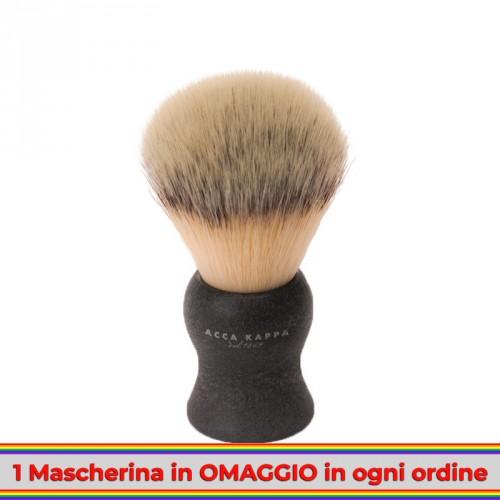 Acca Kappa - Pennello da Barba Natural Style Black