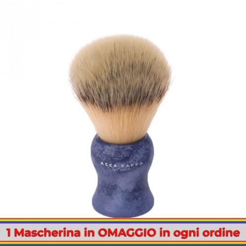 Acca Kappa - Pennello da Barba Natural Style Blue